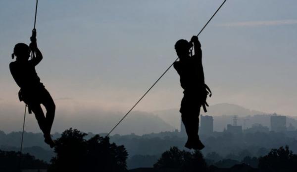 asheville ziplines